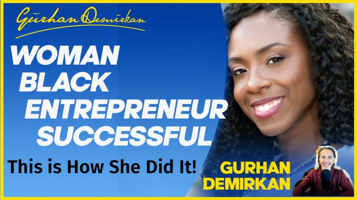 Woman / Black / Entrepreneur / Author / Successful – Learn How She Did it!