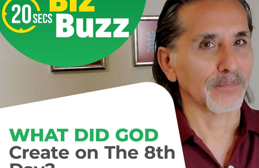 What Did God Create On The 8th Day?