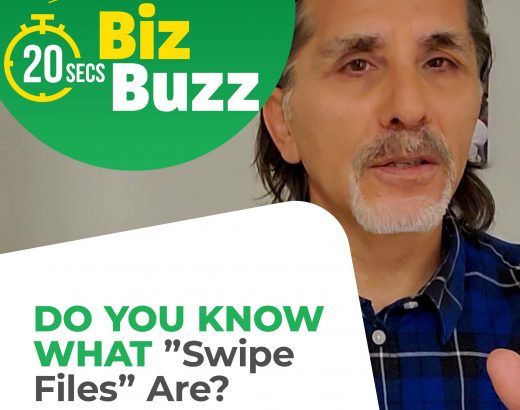 """Do You Know What """"Swipe Files"""" Are?"""