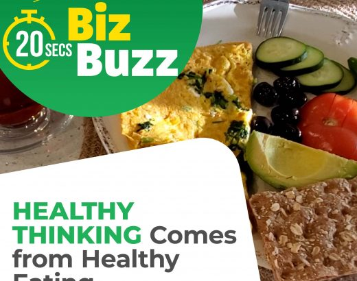 Healthy Thinking From Health Eating