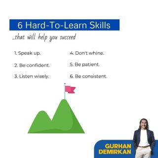 Are we born, or do we learn these skills to be successful?   #business #entrepreneur #founder #co-founder #cofounder #startup #businessowner #exitstrategy #intrapreneur #entrepreneurship #entrepreneurmindset #startupadvice #businessadvice