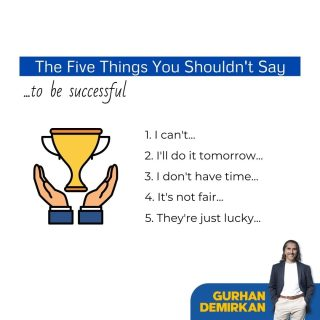 I know there are more (F,S,AH,etc.😊) But I am sure these five will lead us to our success.   #business #entrepreneur #founder #co-founder #cofounder #startup #businessowner #exitstrategy #intrapreneur #entrepreneurship #entrepreneurmindset #startupadvice #businessadvice